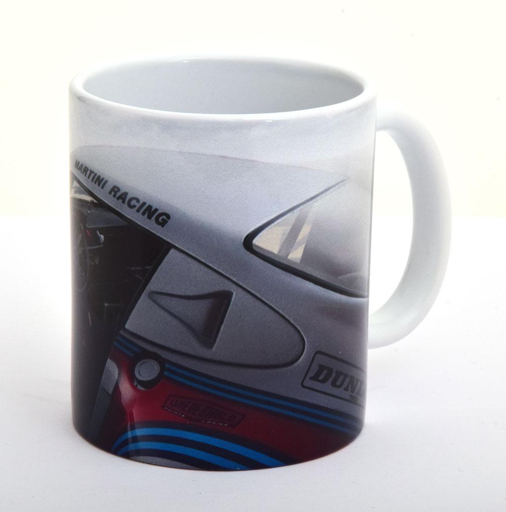 Cult car art Mug Porsche 911 rsr 2.8